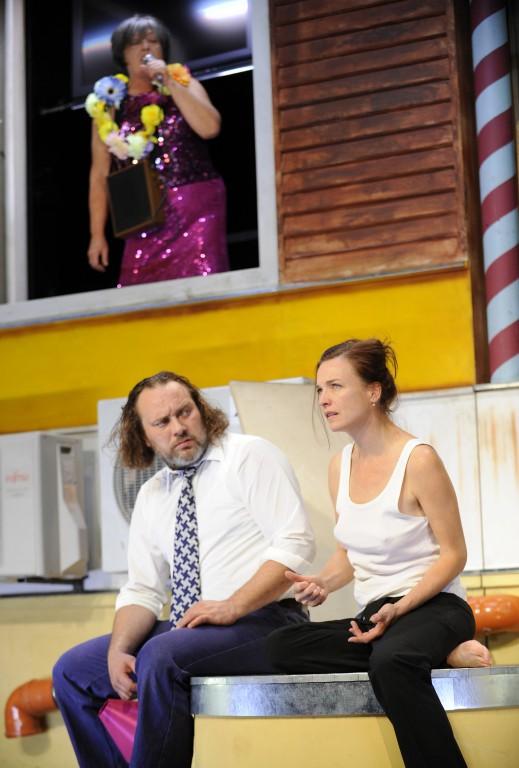 Programul teatrelor - Un tramvai numit dorinta