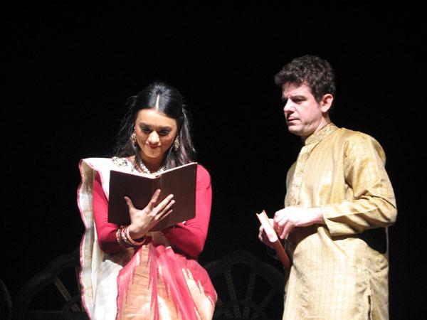 Maitreyi cu Aylin Cadir si Vlad Zamfirescu