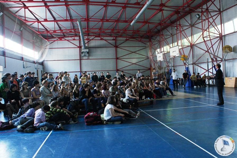 teatrul metropolis ii asteapta pe elevii de la liceul tudor vianu