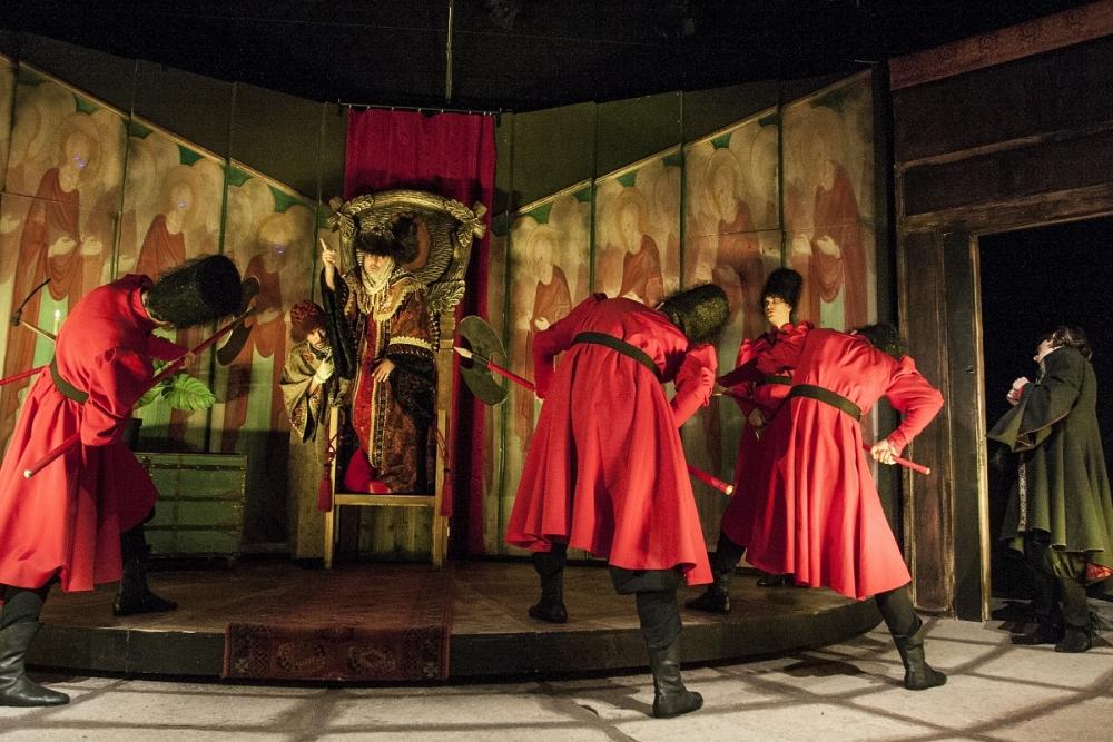 Teatrul Metropolis Tarul Ivan