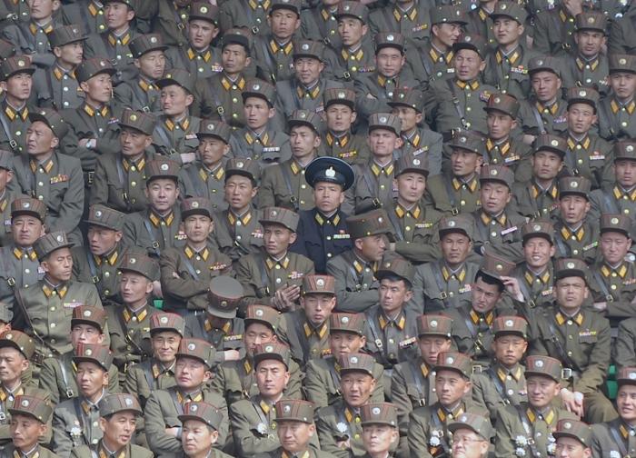 Adelin Petrisor Coreea de Nord