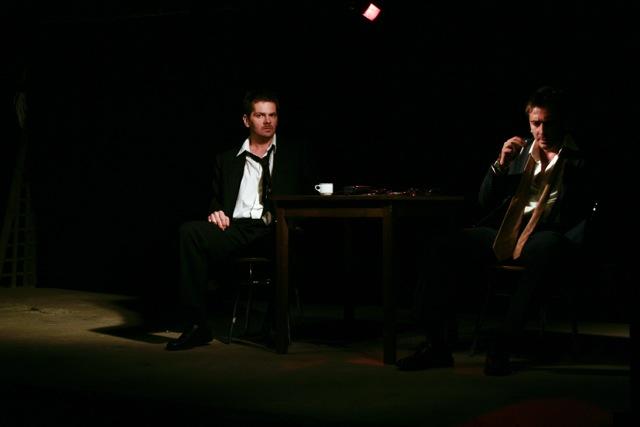 Florin Piersic Jr si Petre Fumuru in ZARURI SI CARTI.3