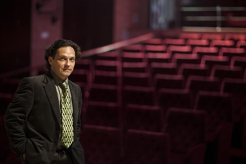 Teatrul Metropolis - George Ivascu, director