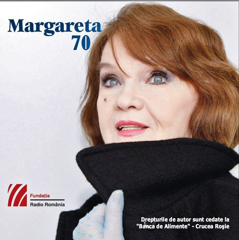 Margareta Paslaru - CD 'Margareta 70' (1)
