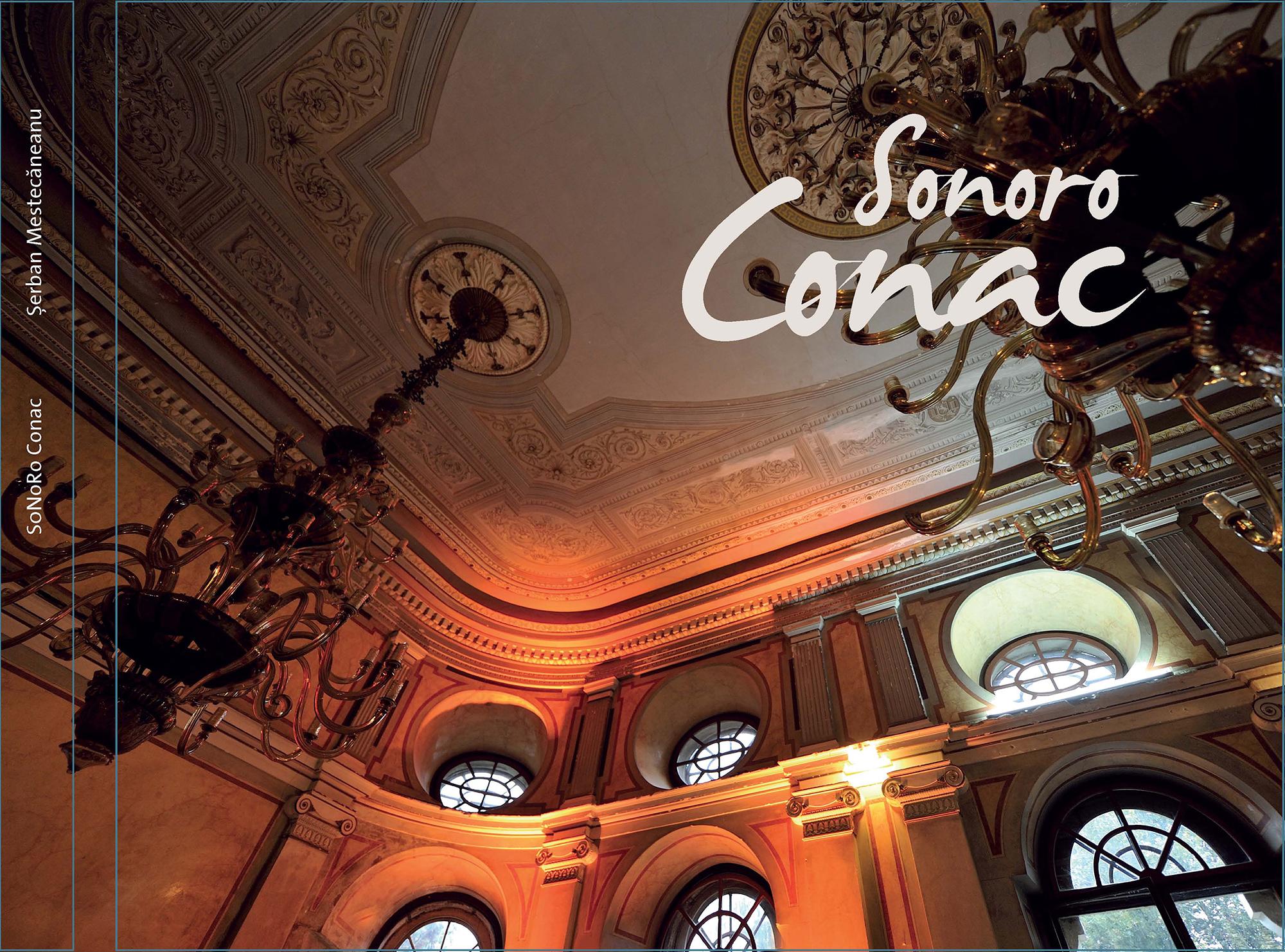 Sonoro Conac_Coperta album