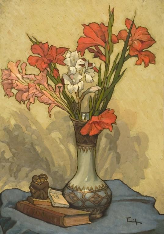 Tonitza-Gladiole