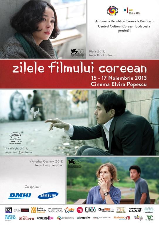 Zilele Filmului Corean