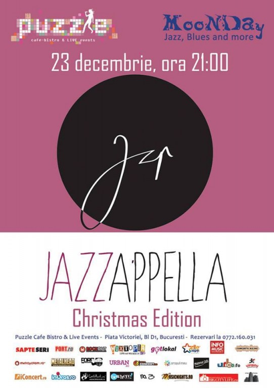 Concert Jazzappella Puzzle