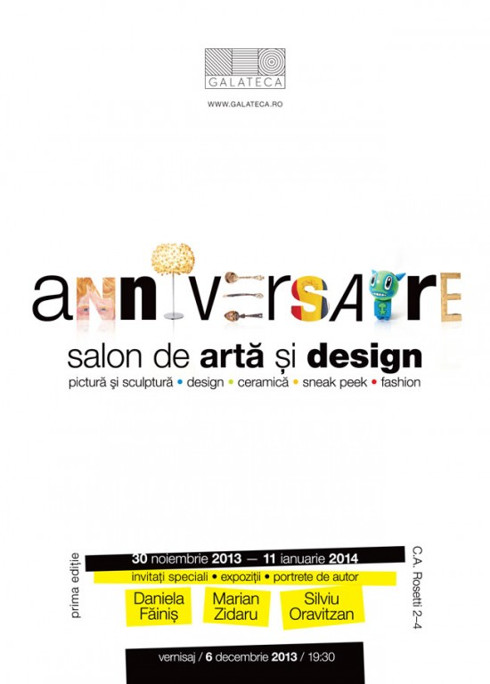 Salon de arta si design