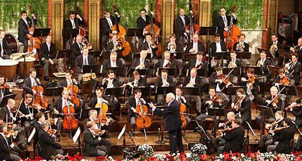 Concertul de Anul Nou de la Viena