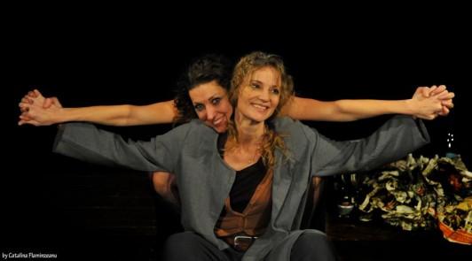 Marcela Motoc si Lia Bugnar