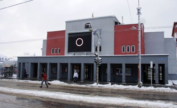 Teatrul National din Sibiu