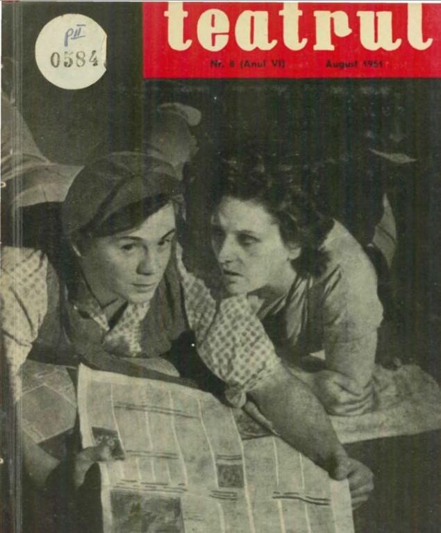 Revista Teatrul 1961