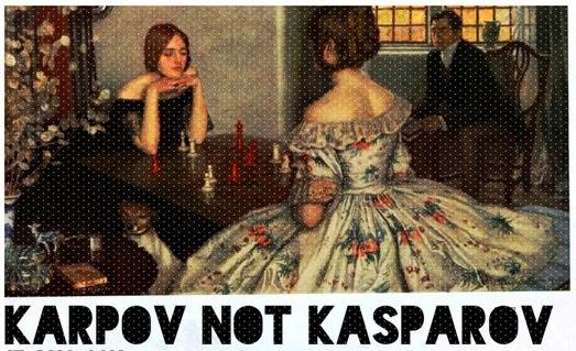 Karpov not Kasparov