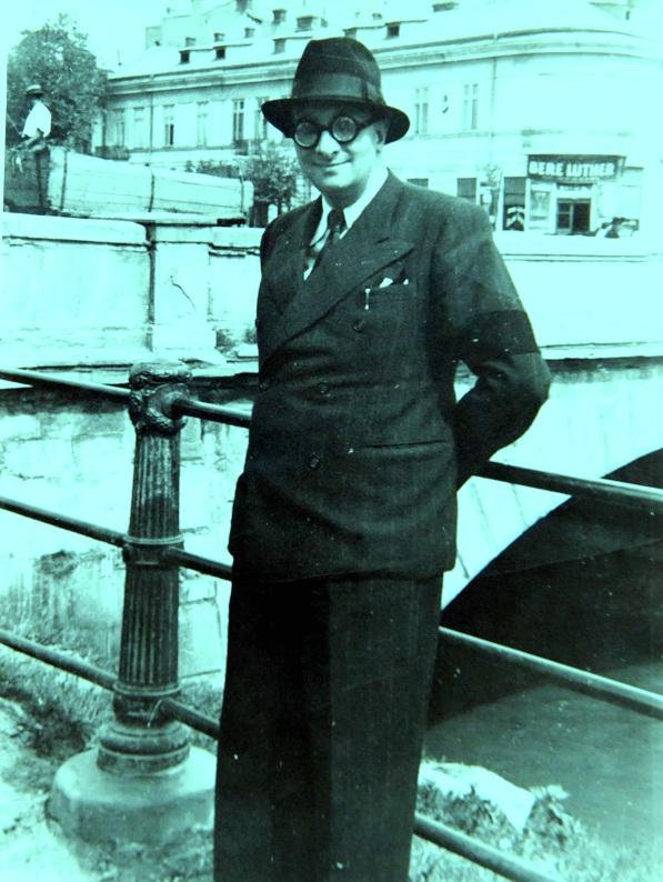 Poetul Radu Gyr