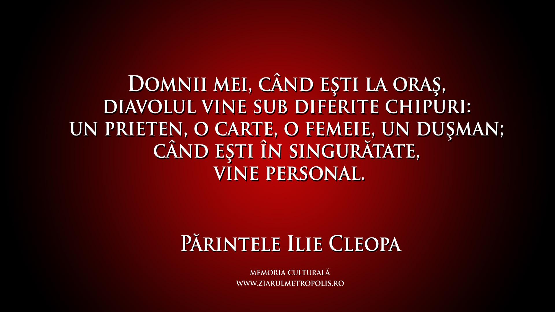 Ilie Cleopa
