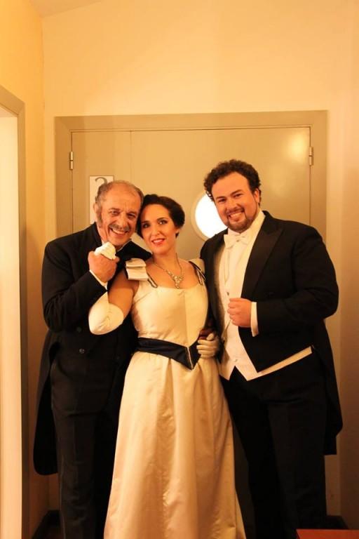 Stefan Pop, Norah Amsellem si Leo Nucci Opera Menorca