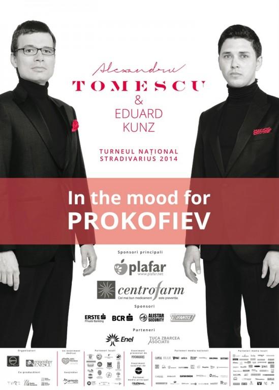 Alexandru Tomescu Afis Turneul Stradivarius 2014