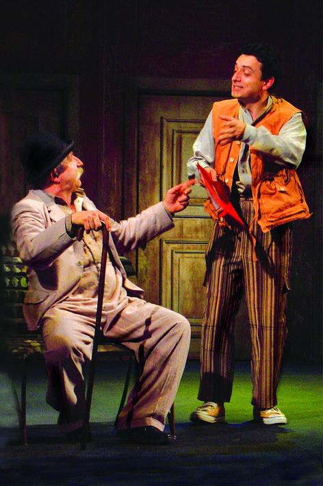 Avarul îndrăgostit, Teatrul de Comedie