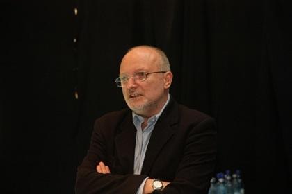 Cristian Hadji-Culea, directorul Teatrului Naţional ieşean