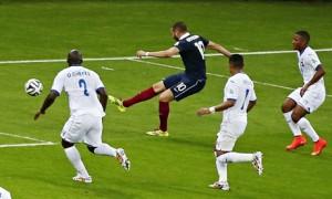 Franţa - Honduras 3-0