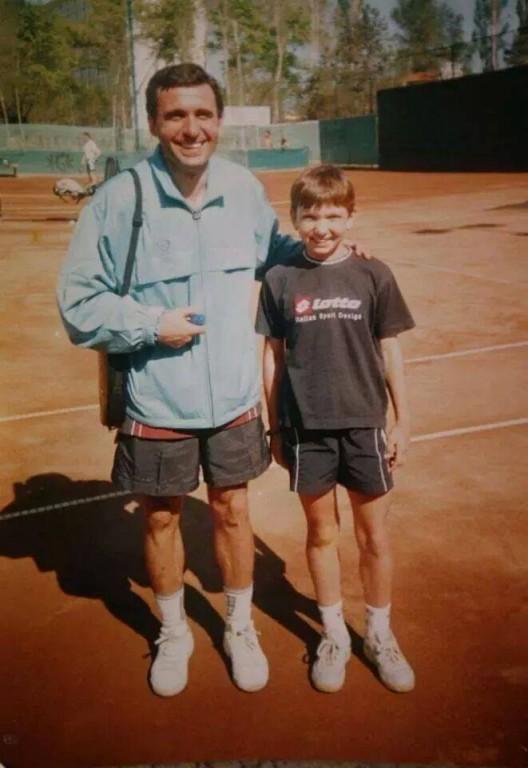 Doi mari campioni, Gheorghe Hagi şi Simona Halep.