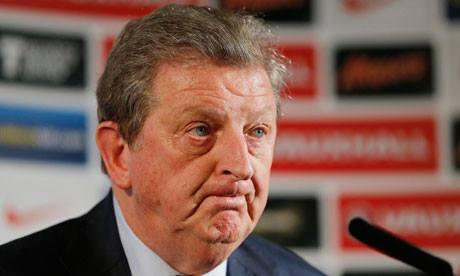 Roy Hodgson, selecţionerul Angliei