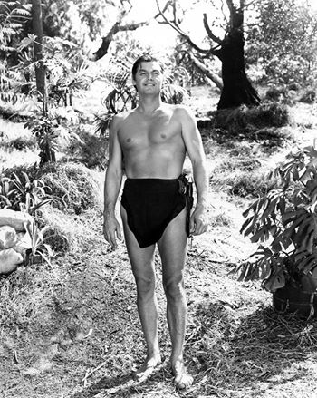 Johnny Weissmuller  - Tarzan