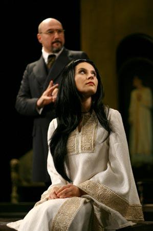 Andreea Bibiri, Henric al IV-lea regie Liviu Ciulei, Teatrul Bulandra