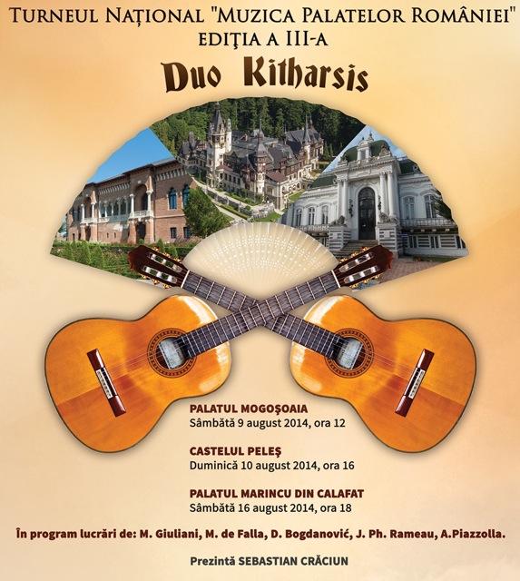 muzica palatelor romaniei