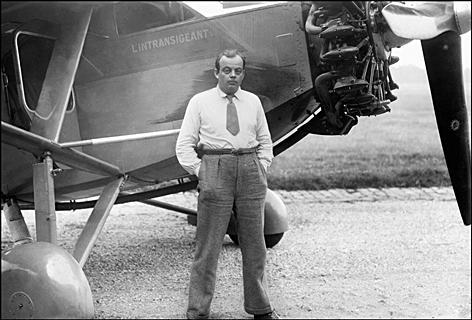 Scriitorul și aviatorul Antoine de Saint-Exupéry