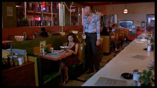 Tom Noonan in Mystery Train, regia Jim Jarmusch, 1989.