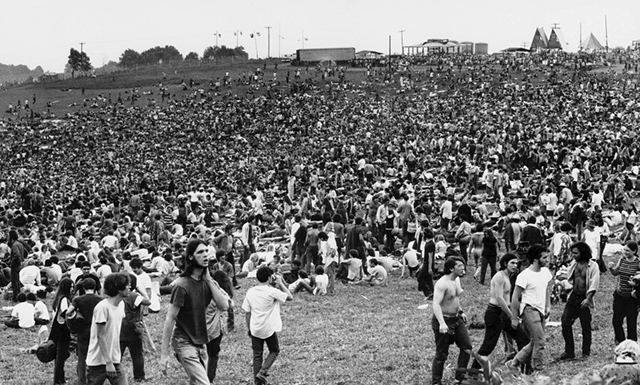 Woodstock, 5–18 august, 1969