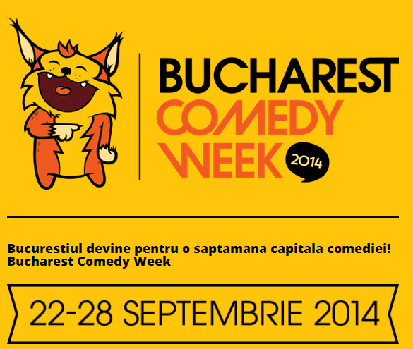 Bucharest Comedy Week