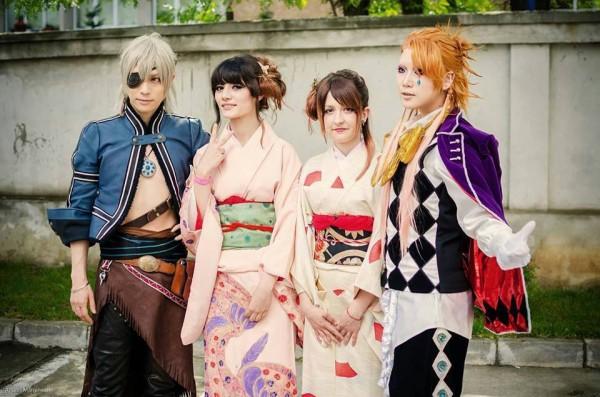 Otaku Festival Foto CSRJ