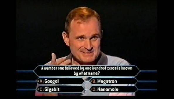 Charles Ingram, la emisiunea Vrei să fii miliardar?