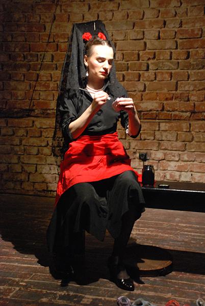 Florina Gleznea, foto Elena Simion