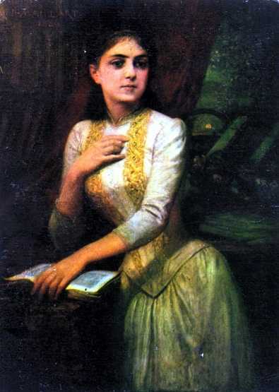 Iulia Haşdeu (14 noiembrie 1869 — 29 septembrie 1888)