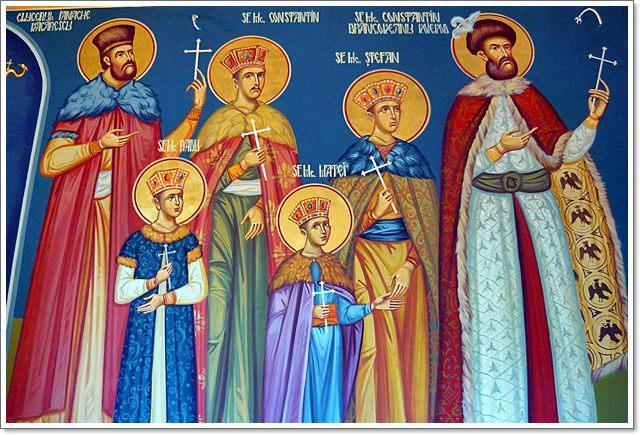 Sfinţii Martiri Brancoveni