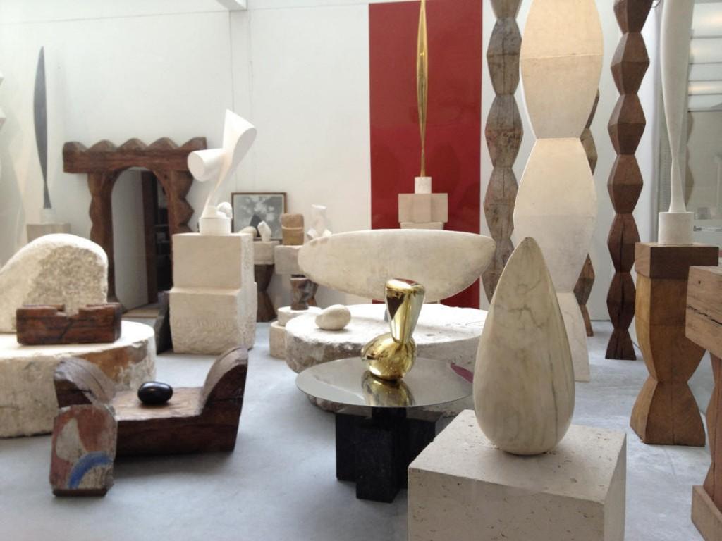 Studioul Brâncuşi din Paris
