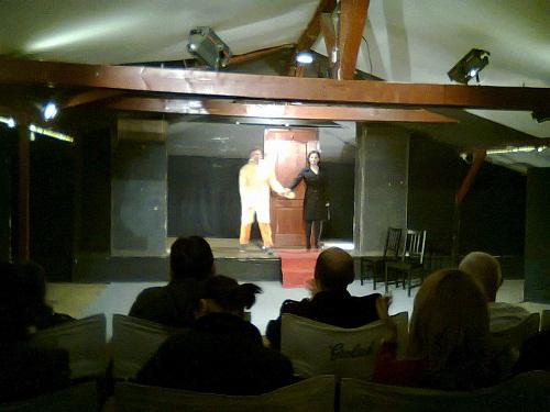 Teatrul Arca, Clubul La Scena