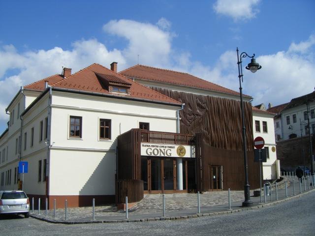 Teatrul GONG, Sibiu