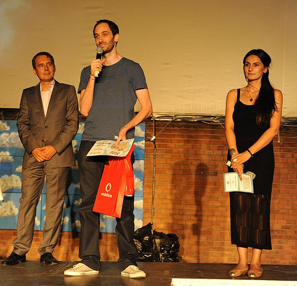 Tudor Aron Istodor (Premiul pentru cel mai bun actor)p