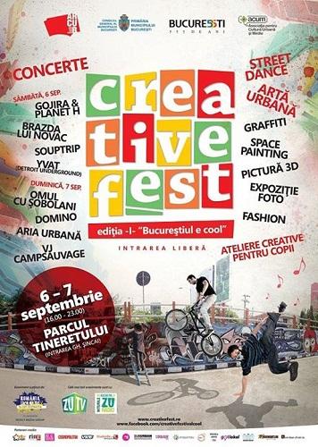 Creative Fest 2014