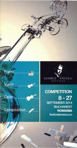 Concursul Enescu