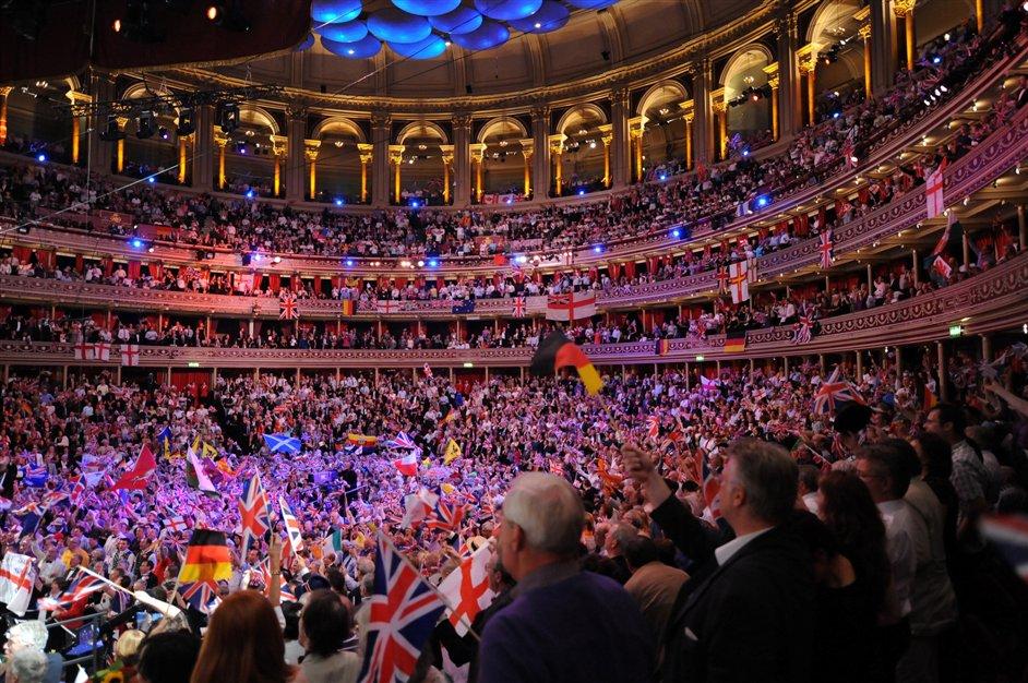 Concertul de închidere al Festivalului BBC Proms 2014