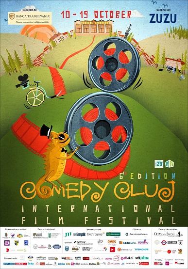 Comedy Cluj 2014