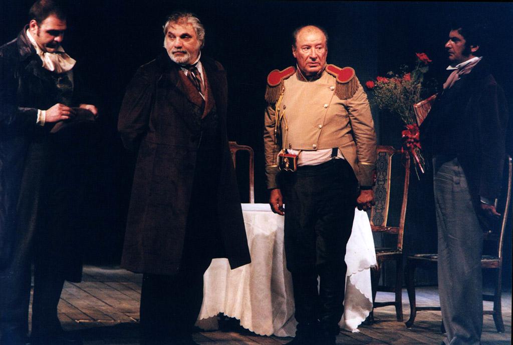 """""""Căsătoria"""", de Gogol, regia Yuri Kordonski"""