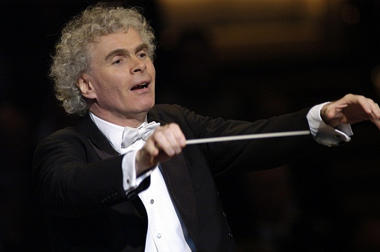Dirijorul Simon Rattle