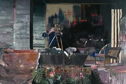 Duchamp's Funeral I